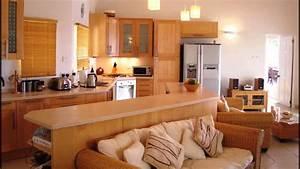 Küche Mit Wohnzimmer : k che mit wohnzimmer youtube ~ Markanthonyermac.com Haus und Dekorationen