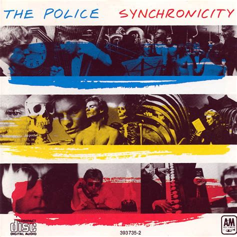 synchronicity police record criminal