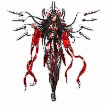 Irelia League Legends Deviantart Splash Concepts Characters
