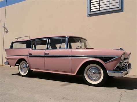 1958 Rambler Station Wagon | Autos Post