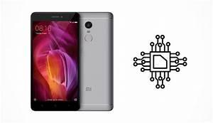 Xiaomi Redmi Note 4 Schematics