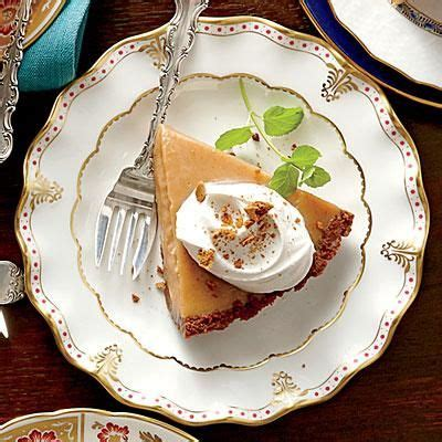 Pumpkin Pie Gingersnap Crust Southern Living by Apple Butter Pie Dazzling Thanksgiving Pies China
