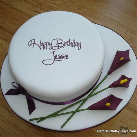 happy birthday jessie cakes cards wishes