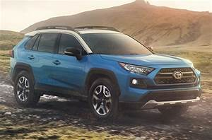2019 Toyota RAV4 Receives A Rugged Facelift