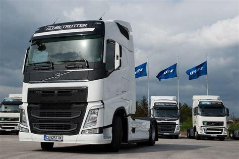 volvo kamioni volvo на truck show камиони 2014