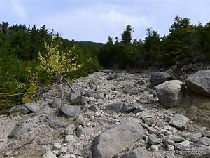 Landslides in the White Mountains - Section Hikers ...