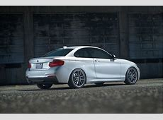 BMW 228i with M Performance M235i Exhaust Doesn't Sound