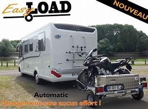 Remorque Moto Occasion : remorque moto scooter transversale easy load automatique remorque center ~ Maxctalentgroup.com Avis de Voitures