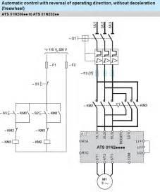 reverse motor starter wiring diagram elec