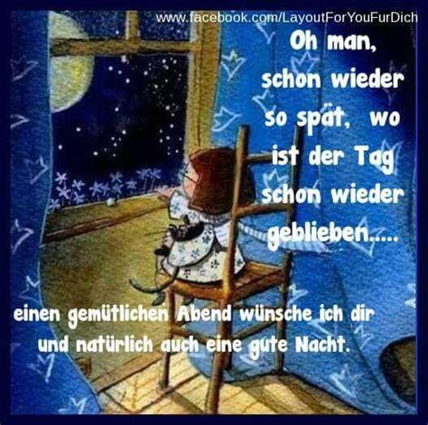 Erholsame Nacht Bilder by Einen Erholsamen Abend Guten Abend Und