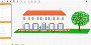 logiciel dessin plan facade maison ventana blog With plan de maison facade 5 le jougue dessin design architecture