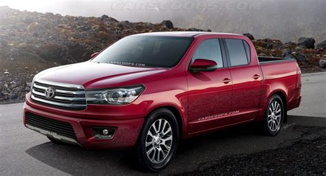 Hyundai Ute 2020 by Future Toyota S 2015 Hilux Compact Emerges