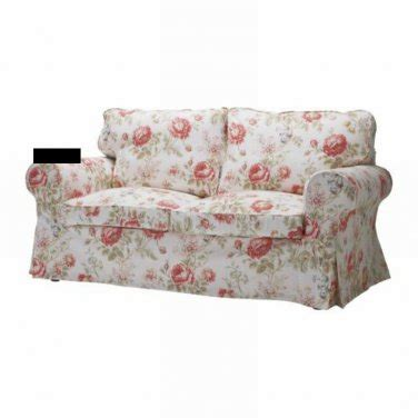 Ektorp Sleeper Sofa Cover by Ikea Ektorp Sofa Bed Slipcover Cover Byvik Multi Floral
