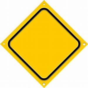 Image Gallery highway traffic signs blank