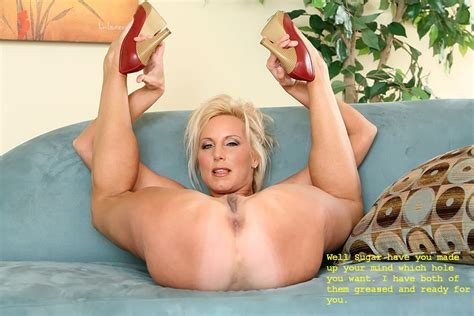 Blonde Cougar Porn Captions Picsegg Com