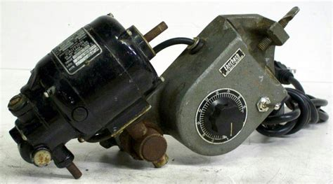 Electric Motor Company by Bodine Electric Company Nse 11r Speed Reducer Motor