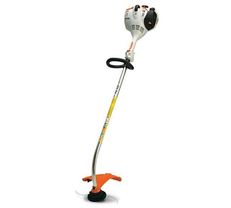 stihl trimmer fs weed eater gas grass strap support power type none engine weight string guide care swath kw lbs