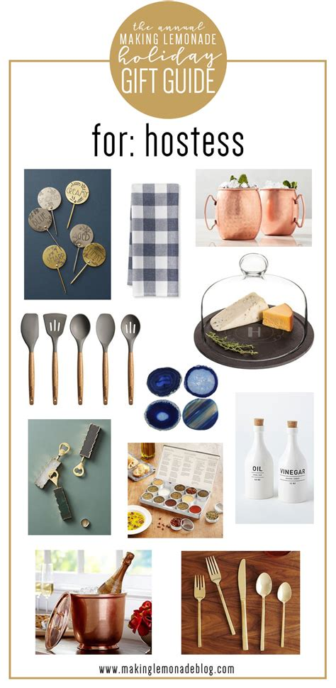 15 gorgeous hostess gift ideas making lemonade
