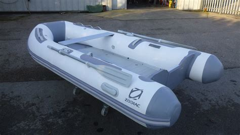 Zodiac Boat Images by Zodiac Cadet Alu Solid Floor Boat Images