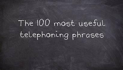 Telephoning Phrases Useful Usingenglish Audience Alex Case