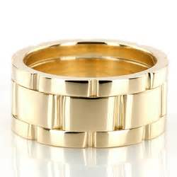 rolex style bestseller handmade wedding ring hm011 14k gold
