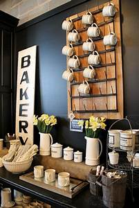 10, Finest, Diy, Coffee, Bar, Decor, Ideas, You, Need, To, See