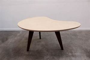 Plateau Pour Table : plateau haricot pour fabrication table basse diy plateau ~ Teatrodelosmanantiales.com Idées de Décoration