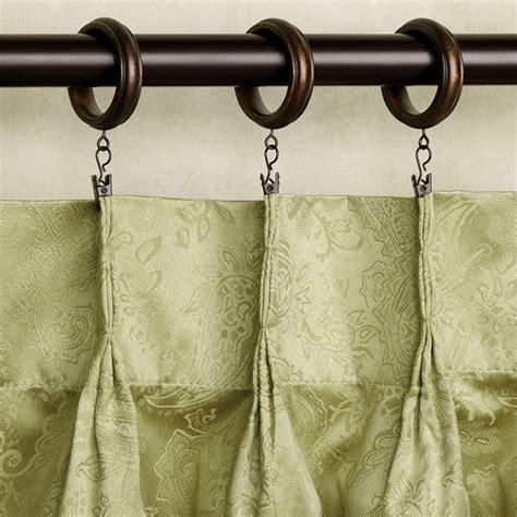 Clip On Curtain Rings  Furniture Ideas Deltaangelgroup
