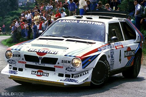 1985 Lancia Delta S4 Gruppo B Images Pictures And Videos