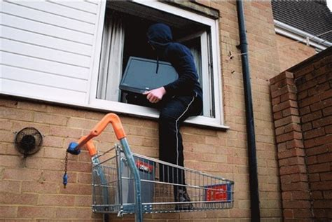 protect  home  burglary theft   build  house