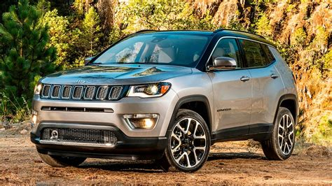 2017 jeep compass interior exterior and drive youtube