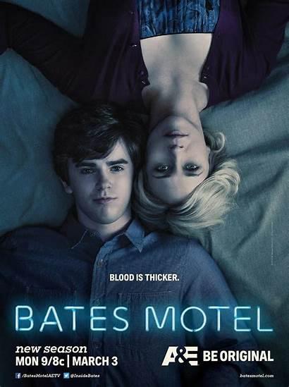 Season Bates Motel Batesmotel Freddie Highmore Wikia