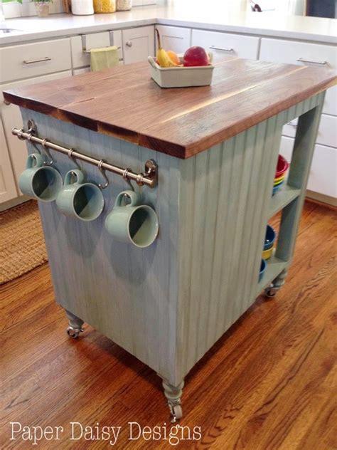kitchen island cart plans menu plan monday more kitchen cart island sneaks 5016