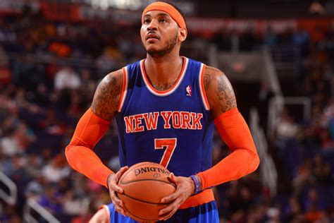 Carmelo Anthony Net Worth Weight Height Age