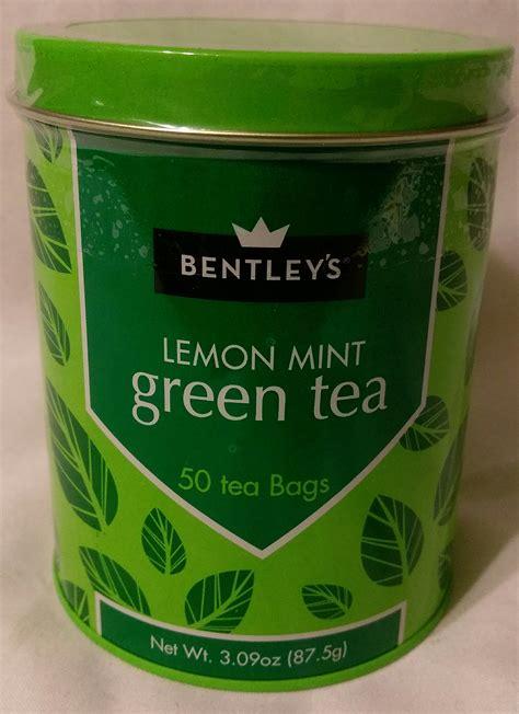 Does Bentleys Peach Tea Have Caffeine