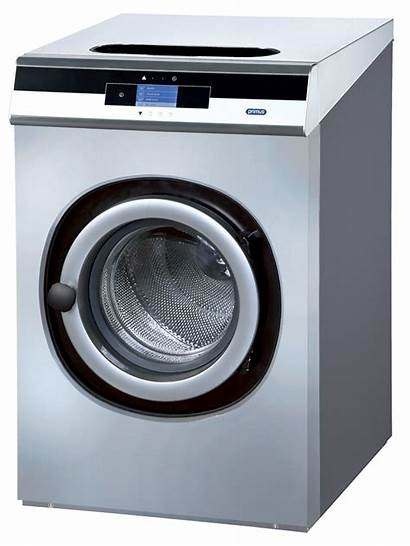 Machine Washing Commercial Primus Fx180 Zoom Machines