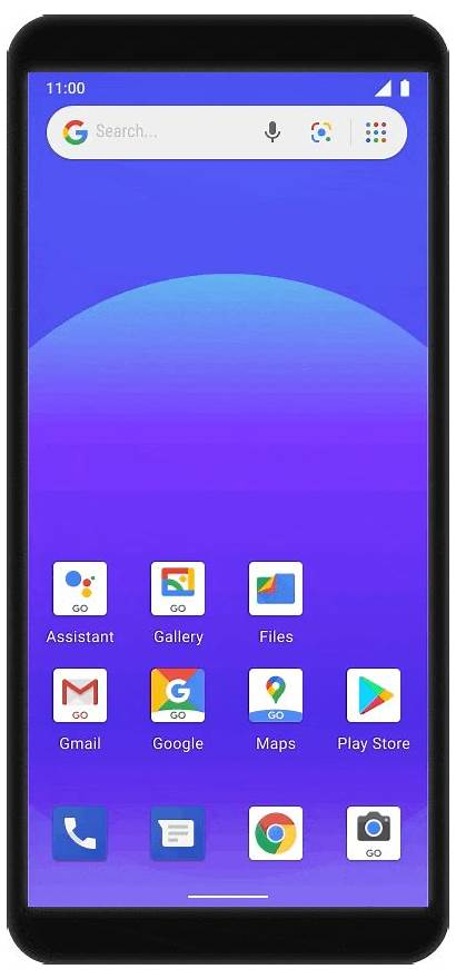 Gesture Android Navigation Edition Phones App Devices