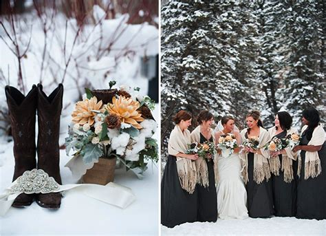 5 Perfect Themes To Get Married In Winter