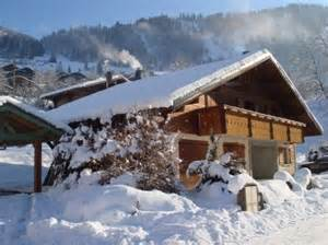 location chalet individuel chalet le saphyr chatel 7615