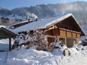 location chalet individuel chalet le saphyr chatel 7615 chalet montagne