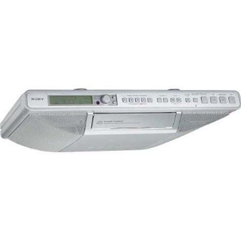 under cabinet radio cd player with light awesome under cabinet radio with light 11 sony under