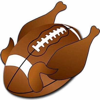 Thanksgiving Football Clipart Turkey Cliparts Indians Scared