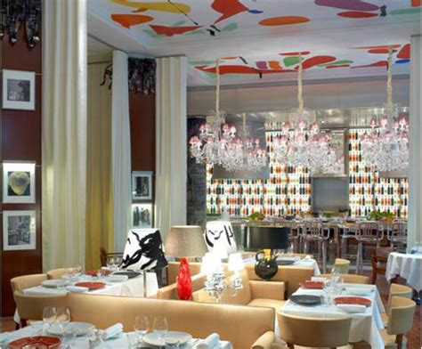 la cuisine restaurant quot la cuisine quot restaurant at the royal monceau hotel in