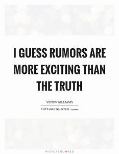 200 Rumors Quotes by QuoteSurf