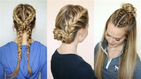10 cute and easy hairstyles for middle school girls