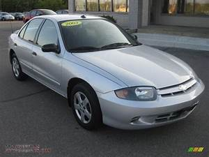 Chevrolet Cavalier 2003 Silver