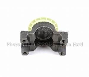 New Oem Rear Differential Flange Ford F250 F350 F450 Sd Excursion  F81z