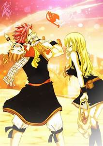 Pics For > Natsu And Lucy Kids