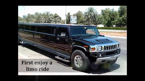 Limo Ride by Dubai Limo Yacht Helicopter Ride Connection Chauffeur