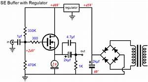 zune and mosfet se power amplifier With mosfet regulator circuit